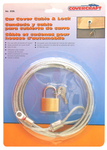 Covercraft Car Cover Cable & Lock Kit