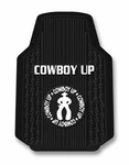Cowboy Up - Universal Front Mats 2 Pc.