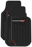 Dodge Elite Rubber Floor Mats (Pair)