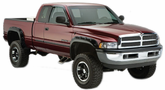 Dodge Ram Bushwacker Pocket Style Fender Flare Kit (1994-2001)