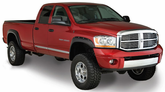Dodge Ram Bushwacker Pocket Style Fender Flare Kit (2002-2009)