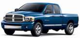 Dodge Ram 1500 Lund Elite Rivet Style Fender Flares (2002-2008)