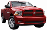 Dodge Ram 1500 Lund Elite Rivet Style Fender Flares (2009-2014)