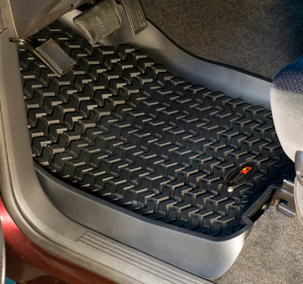 Click here for Dodge Ram Front All Terrain Floor Liners-Pair 2002... prices