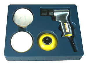 Dual Action Mini Air Sanding & Polishing Kit