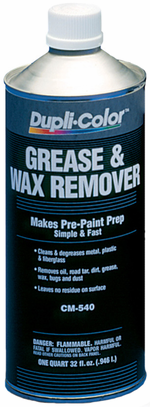Dupli Color Grease Amp Wax Remover Quart Dupcm541