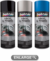 Dupli-Color High Performance Vinyl & Fabric Spray (11 oz)