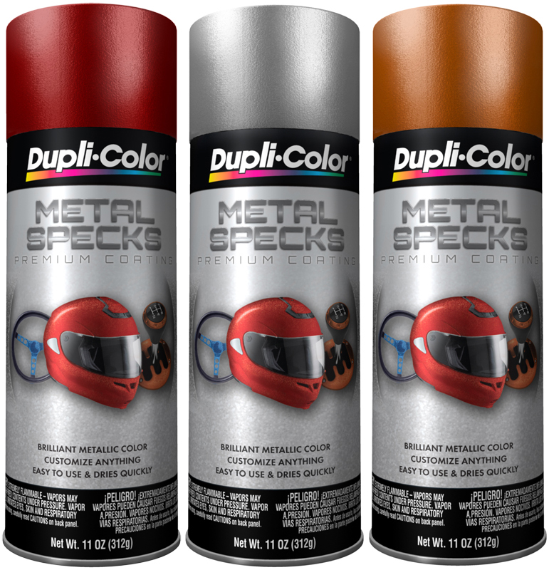 metal specks spray paint 11 oz dupli color metal specks spray paint. Black Bedroom Furniture Sets. Home Design Ideas