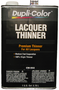 Dupli-Color Premium Lacquer Thinner (Gallon)