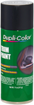 Dupli-Color Flat Black Trim Paint (11 oz)