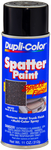 Duplicolor Black & Gray Trunk Spatter Paint (11 oz)