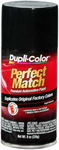 Duplicolor's Black Auto Touch-Up Spray Paint