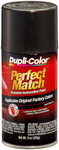 Duplicolor's Universal Metallic Black Auto Touch-Up Spray Paint