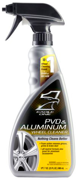 Eagle One PVD & Aluminum Wheel Cleaner 23 oz.