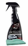 Eagle One Wipe & Shine Detailer Spray (23 oz), Microfiber Cloth Kit
