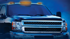 Eurolite Chevy & GMC LED Cab Roof Lights (2007-2011)