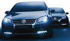 Eurolite Curved LED Daytime Accent Lights (Pair)