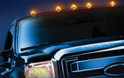 Eurolite Ford SuperDuty F-Series LED Cab Roof Lights (1999-2011)
