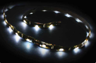 Eurolite Side Emitting White LED Light Strip (Pair)