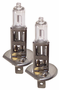 Evo Vistas H1 White Headlight Halogen Bulb (Pair)
