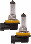 Evo Vistas H11 White Headlight Halogen Bulb (Pair)