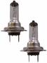 Evo Vistas H7 White Headlight Halogen Bulb (Pair)