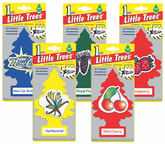 Extra-Strength Little Tree Air Fresheners