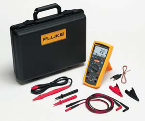Fluke Insulation Test Meter Kit