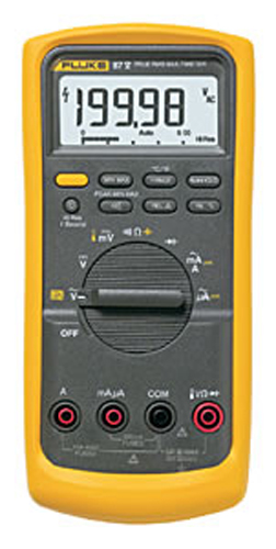 Fluke RMS Industrial Multimeter