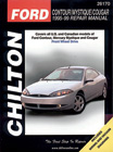 Ford Contour/Mystique & Cougar (1995-99) Chilton Manual