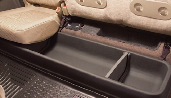 Victory Ford Dyersville >> F150 Under Seat Storage Bin Ford F 150 Supercab Trucks ...