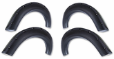 Ford F150 Rugged Ridge All Terrain Fender Flares (2009-2014)