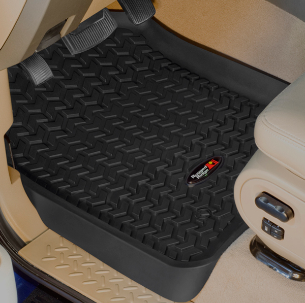 Ford F250 & F350 Front All Terrain Floor Liners-Pair 1999-2007