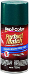 Ford/Lincoln/Mazda Metallic Deep Jewel Green Auto Spray Paint - PA (1991-2002)