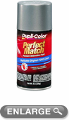 Ford/Lincoln Metallic Medium Charcoal Auto Spray Paint - 1B (1983-1986)