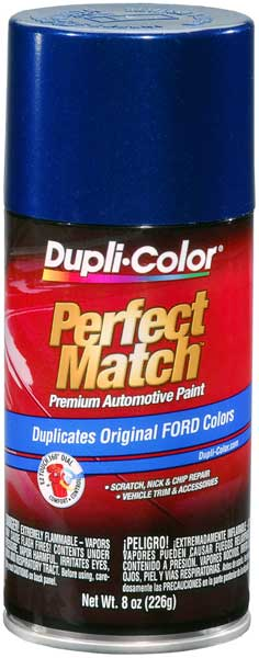 Ford/Lincoln Royal Blue Auto Spray Paint - KM 1994-1998