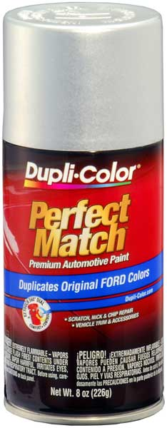Ford/Lincoln Silver Frost Auto Spray Paint - TS 1995-2008