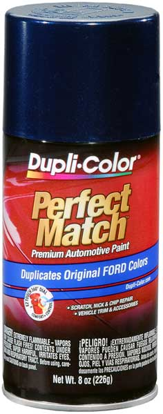 Ford/Lincoln True Blue Auto Spray Paint - L2 2001-2009
