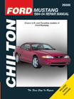 Ford Mustang (1994-98) Chilton Manual