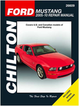 Ford Mustang Chilton Manual (2005-2010)