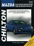 Ford Probe & Mazda 323, MX-3, 626, MX-6, Millenia & Protege Chilton Manual (1990-1998)