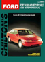 Ford Taurus/Mercury Sable (1986-95) Chilton Manual