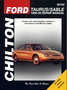 Ford Taurus/Mercury Sable (1996-05) Chilton Manual