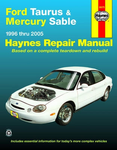 Ford Taurus & Mercury Sable Haynes Repair Manual (1996-2005)