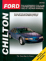 Ford Thunderbird/Mercury Cougar (1983-97) Chilton Manual
