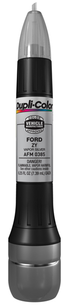 Ford Vapor Silver All-In-1 Scratch Fix Pen - ZY 2008-2009