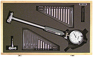 """Fowler XTENDER CYLINDER DIAL BORE GAGE - 1.4"""" to 6"""" Range"""