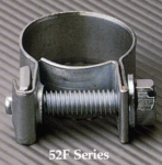 Fuel Injection Hose Clamps by Ideal