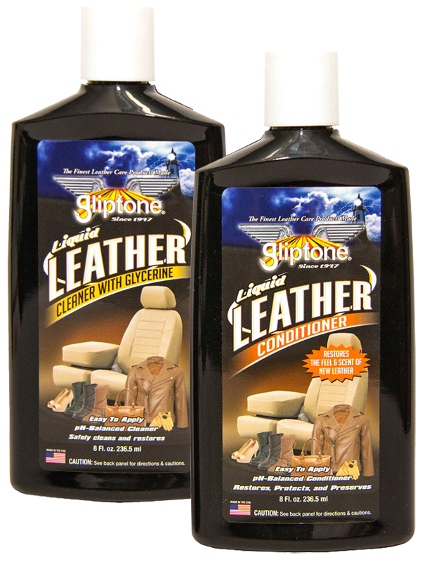 Gliptone Leather Care Combination Kit