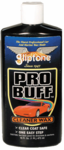 Gliptone Pro Buff Cleaner Wax (16 oz.)